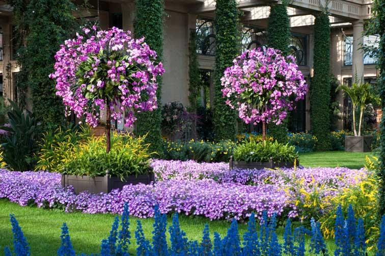 Dupont Gardens In Pennsylvania Garden Ftempo